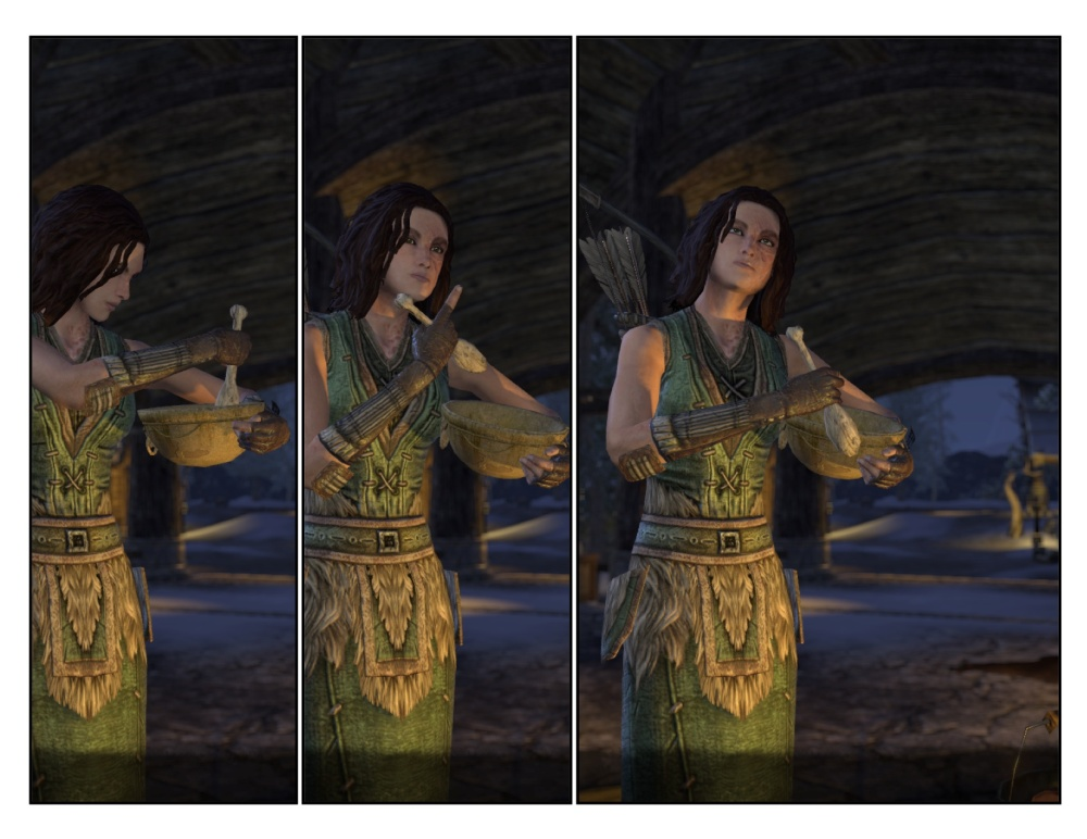 cooking in ESO