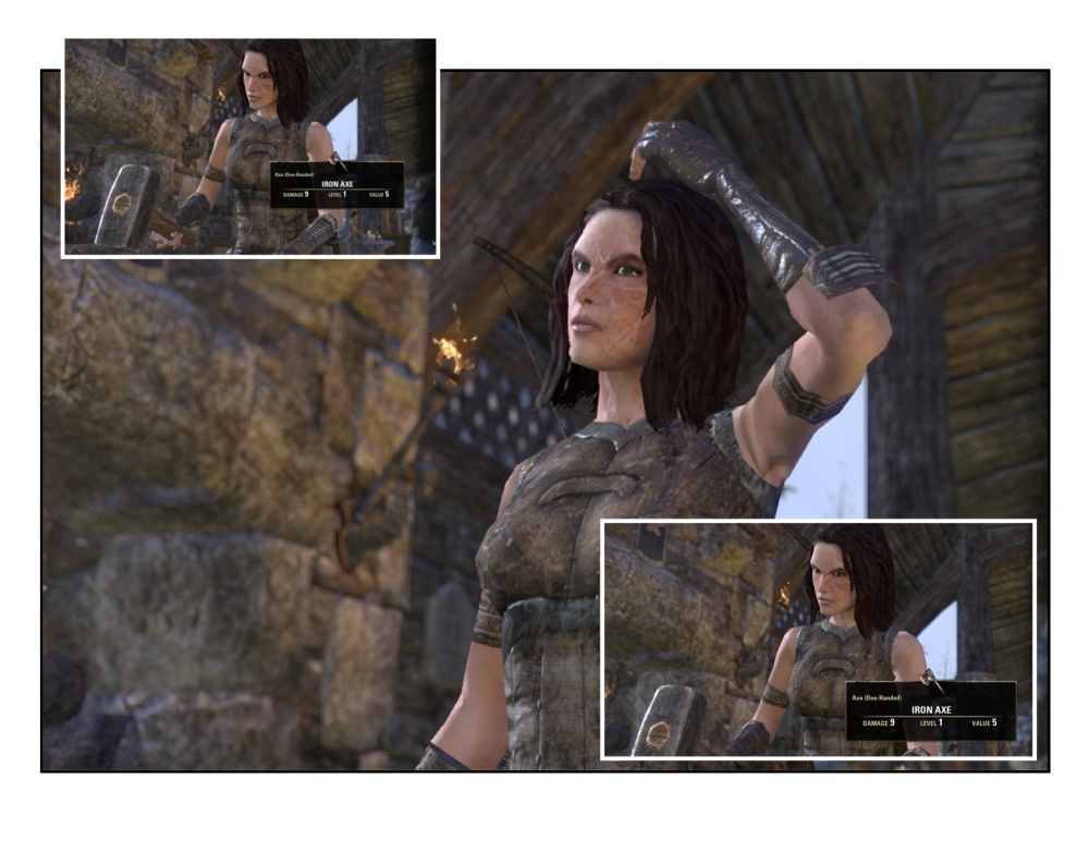 smithing in ESO