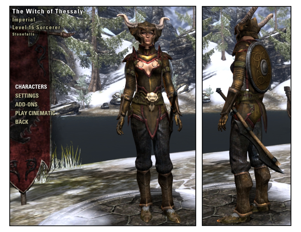 Thessaly level 16