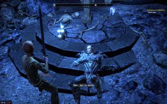 —lots of dremora to kill, actually!