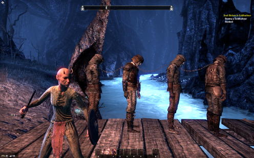 Coldharbour: not a happy place, in case that wasn't clear