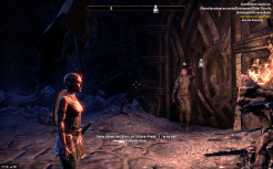 Along with the new sneaking mini-tutorial, there is not a lockpicking mini-tutorial to get into the Undercroft. Picking the lock will save Lyris from beating on the door futilely for all eternity